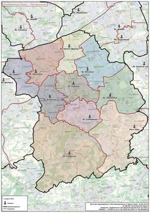 Stadt Essen Karte.Vernetzungsgesprache Pep